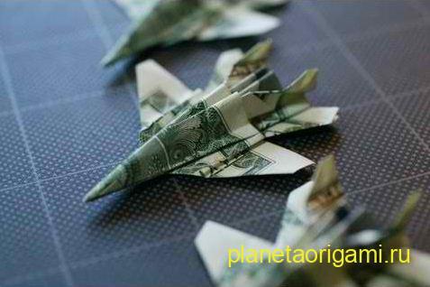 Поделки: Самолеты из бумаги.