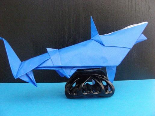 Акула по схеме Gilgado Fernando.