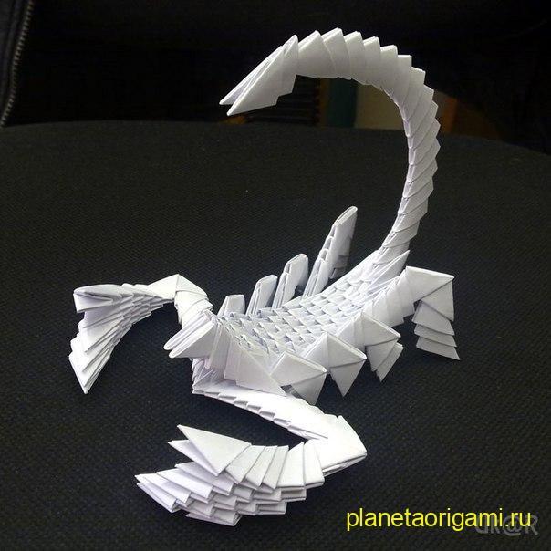 модулей | Планета Оригами .