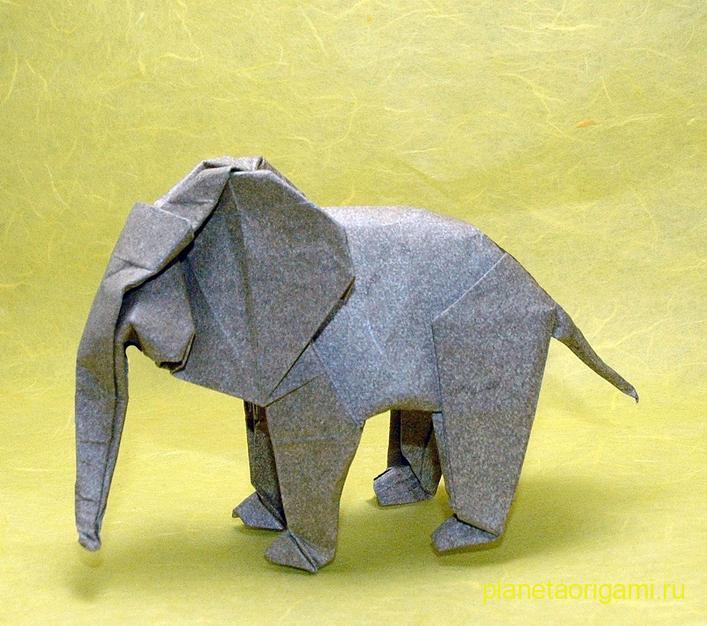 Как из урок сделать слона