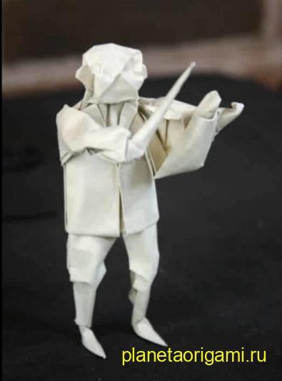 скрипач от петера штайна