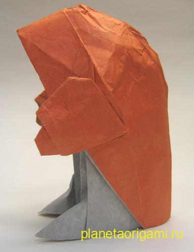 Призрачный монах