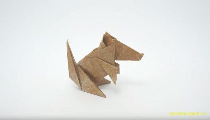 Мышь по схеме Jo Nakashima