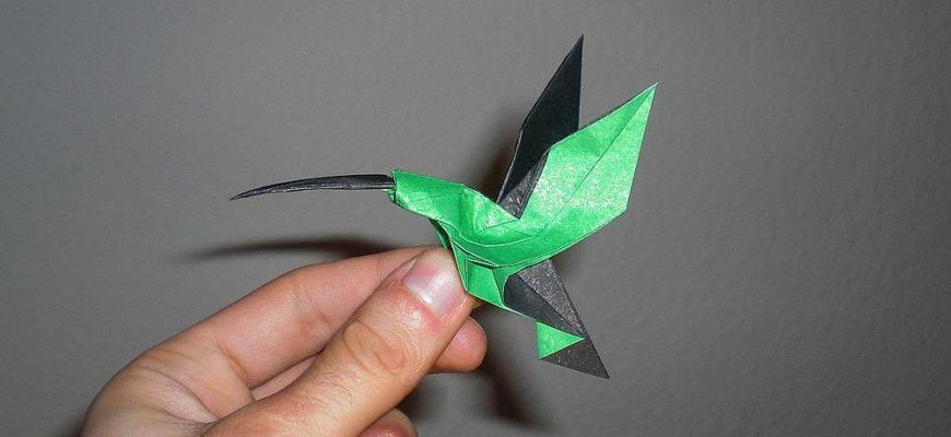Hummingbird by Christopher Randall