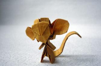 Origami Monkey (Tran Trung Hieu)