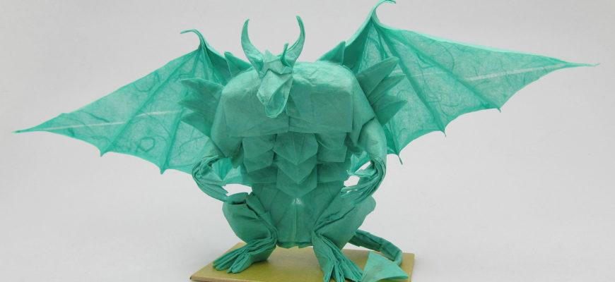 Морской дракон Левиафан верcия 2.0 от Tadashi Mori