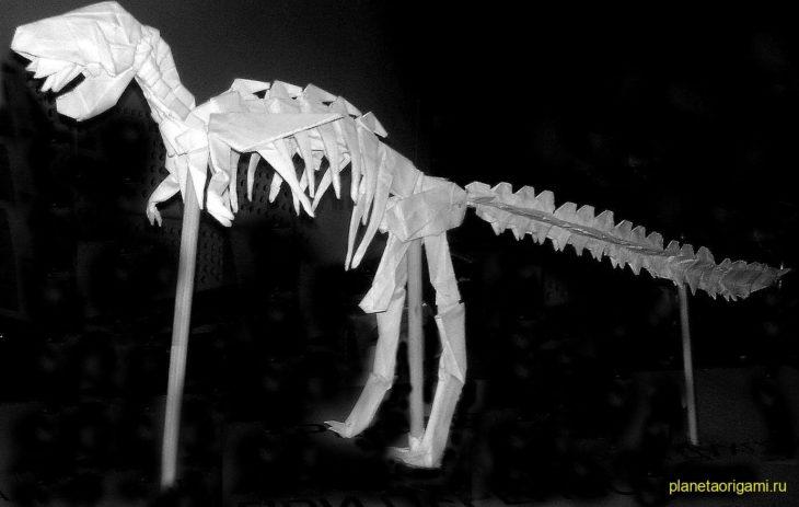 T-Rex по схеме Issei Yoshino