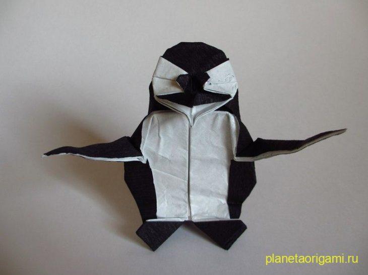 Пингвин по схеме Fernando Gilgado