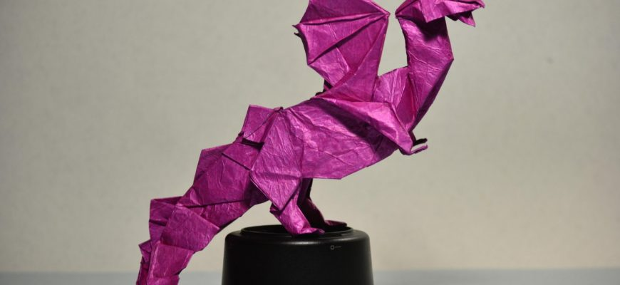 Dragon-Heart по схеме Fernando Gilgado