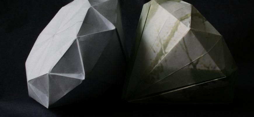Алмаз от Satoshi Kamiya