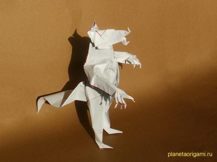Оборотень (Werewolf) по схеме Kade Chan