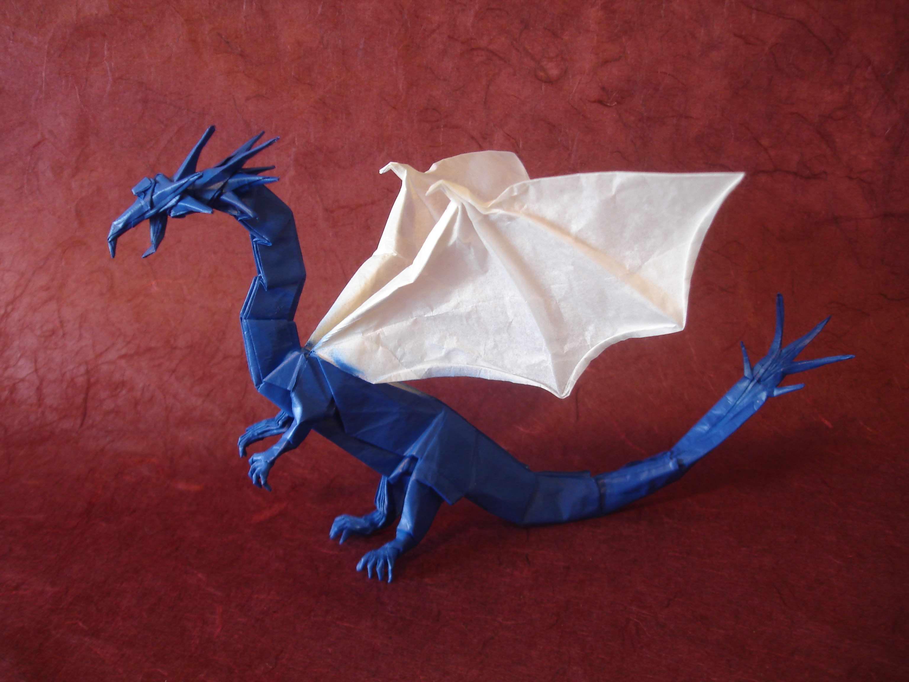 Simple Dragon по схеме Shuki Kato