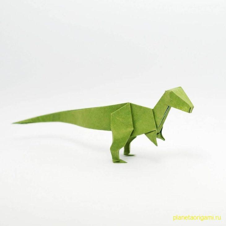 Брахиозавр от Jo Nakashima