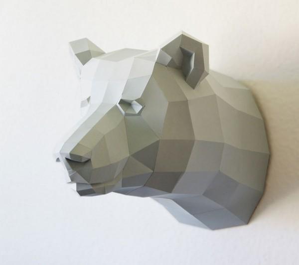 Удивительные фигурки животных от Вольфрама Кампфмайера (Wolfram Kampffmeyer)