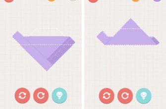 Let's Fold: Collection – головоломка-оригами