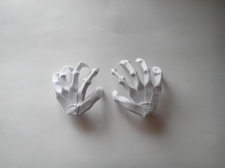 Рука из гроба по схеме Mark Orme