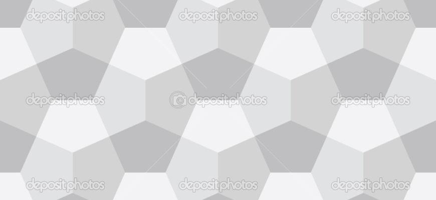 Шестиугольник (гексагон) из бумаги