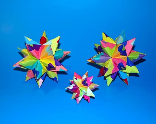 Звезда «Нории» по схеме Aldo Marcell