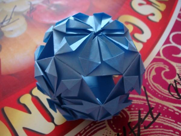 Традиционная кусудама – Лекарственный шар