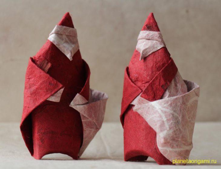 Санта Клаус по схеме Peter Stein