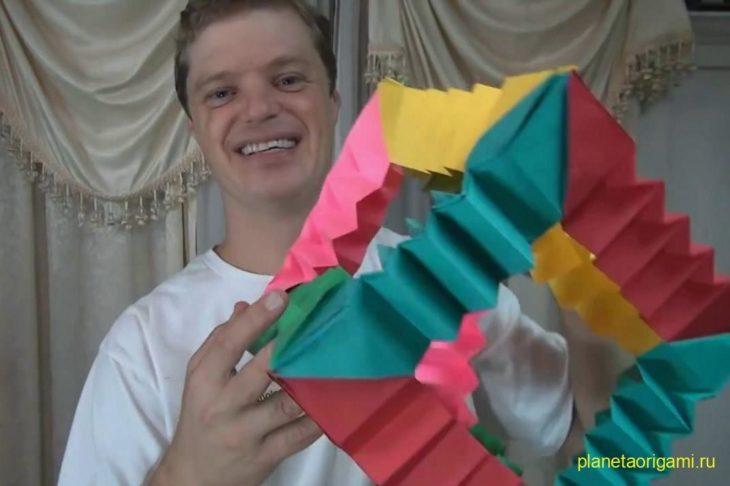 гигантский куб от Джереми Шейфера