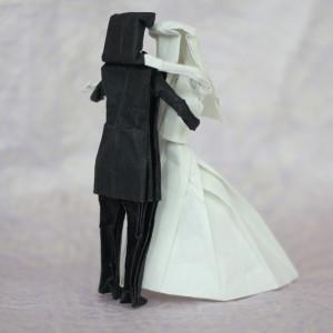 бумажная невеста