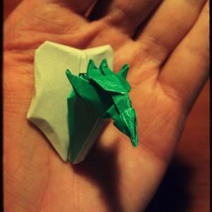 голова дракона от анатолия кириченко