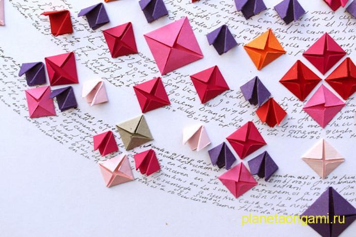 Оригами поэзия от Caroline Attan
